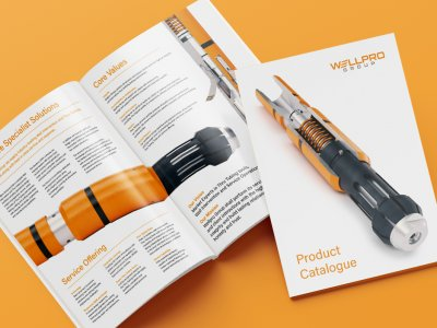 Downhole Tools Promo Materials